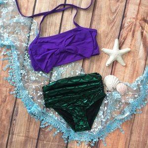 Other - 💕CLEARANCE💕Girls Mermaid Bikini